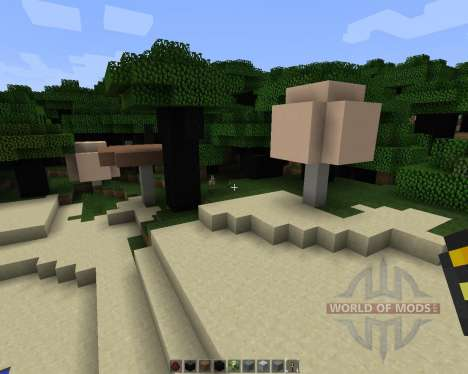 Memorys Modern [16x][1.8.1] para Minecraft