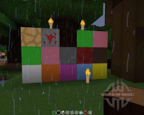 GuineaCraft [32x][1.7.2] para Minecraft
