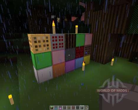 Simpler Squares [16x][1.7.2] para Minecraft