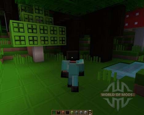 OttieCraft [16x][1.8.1] para Minecraft