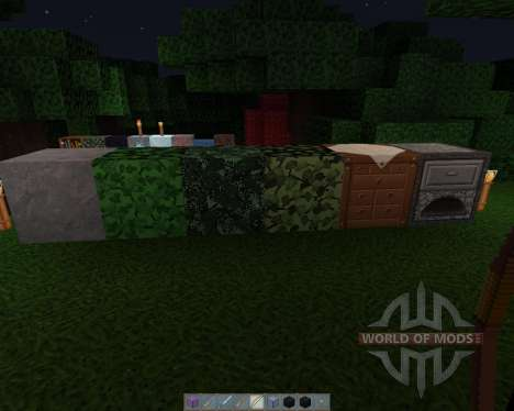 Marvelouscraft [64х][1.8.1] para Minecraft