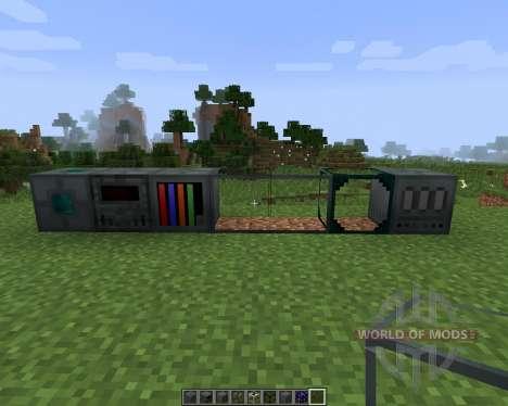 Ender IO [1.7.2] para Minecraft