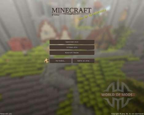 Willpack HD [32x][1.8.1] para Minecraft