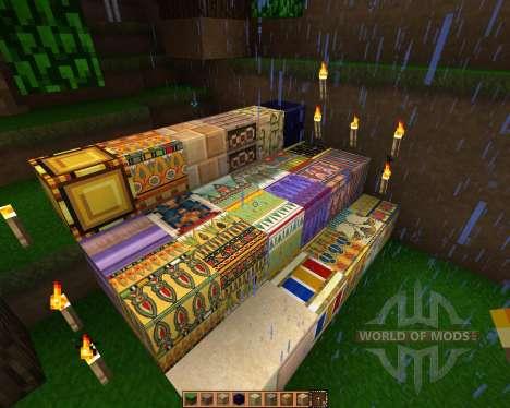 Ancient Egypt [16x][1.7.2] para Minecraft
