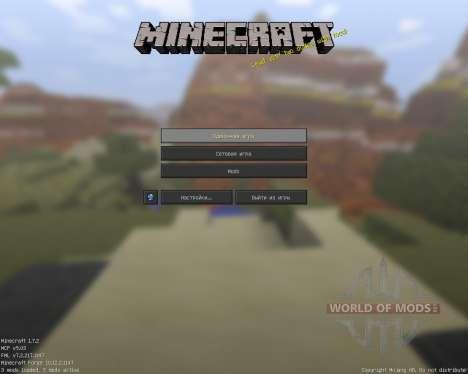 Bic [32x][1.7.2] para Minecraft