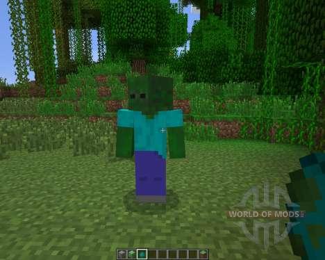 Slime Dungeons [1.6.2] para Minecraft