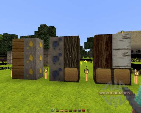 Willpack [32x][1.7.2] para Minecraft