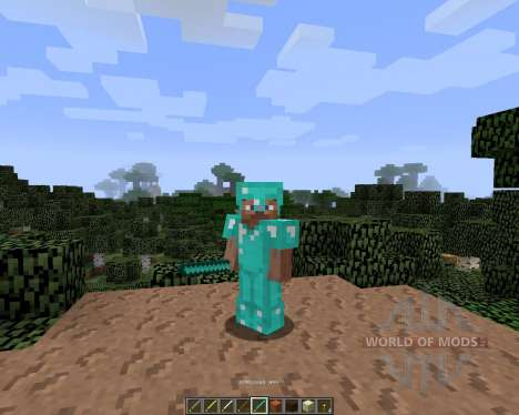 Katana Pack [16х][1.8.1] para Minecraft