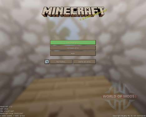 Wither Tooth [128x][1.7.2] para Minecraft