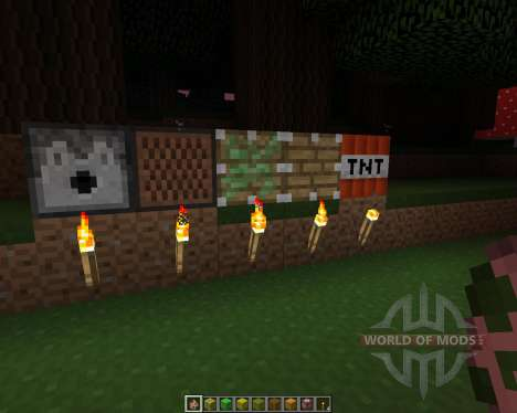 JCraft [16х][1.8.1] para Minecraft