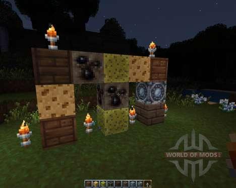 Wayukian [16x][1.8.1] para Minecraft