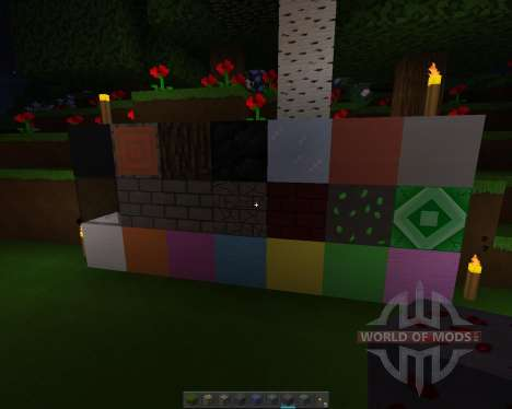 Ours Pack v0.3 [64x][1.7.2] para Minecraft