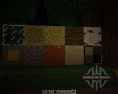 StageOneSimple [16х][1.8.1] para Minecraft