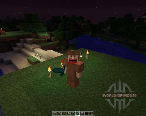 OspreyCraft [32x][1.7.2] para Minecraft