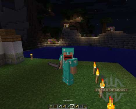 Meepedys PVP Pack [32x][1.7.2] para Minecraft
