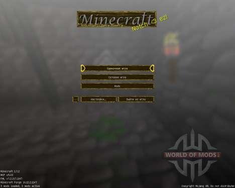Samohjt [64x][1.7.2] para Minecraft