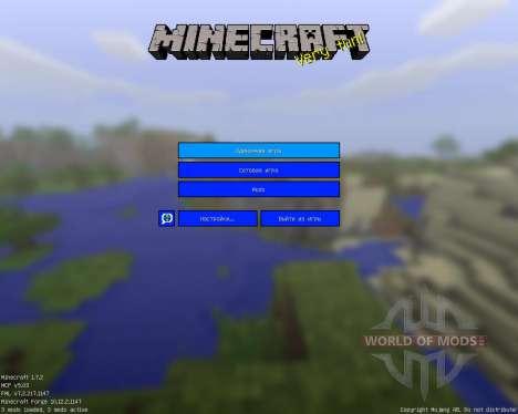 CleanCraft [16x][1.7.2] para Minecraft