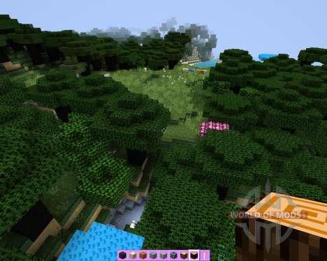 CanterlotCraft [16x][1.8.1] para Minecraft