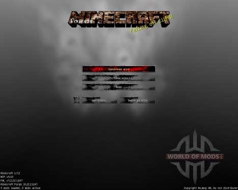 Vogpack HD ResourcePack [128x][1.7.2] para Minecraft