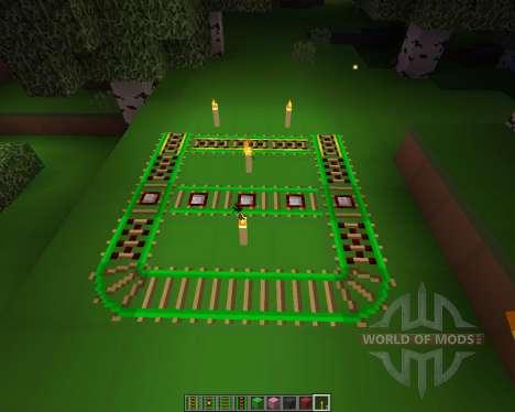 Steelfanstan pack [16х][1.8.1] para Minecraft