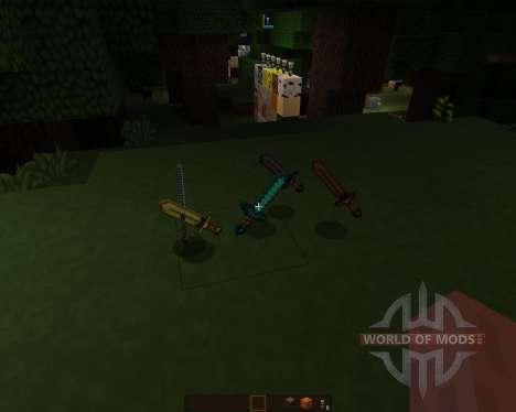 GravyCraft [32x][1.8.1] para Minecraft