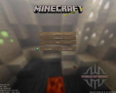OzoCraft [32x][1.7.2] para Minecraft
