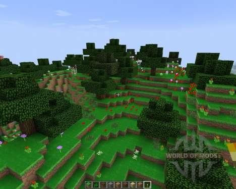 Flax [32x][1.7.2] para Minecraft