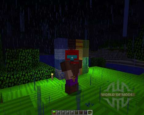 The Games Pack [16x][1.8.1] para Minecraft