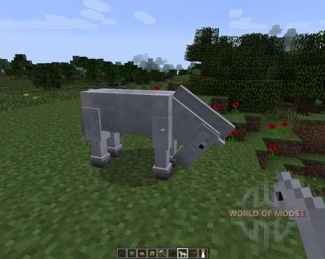 Craftable Animals [1.7.2] para Minecraft