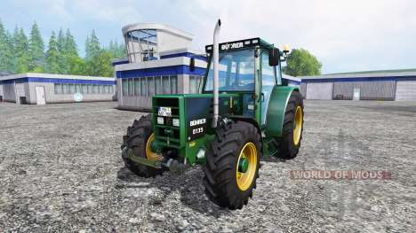 Buhrer 6135A Black Beauty para Farming Simulator 2015