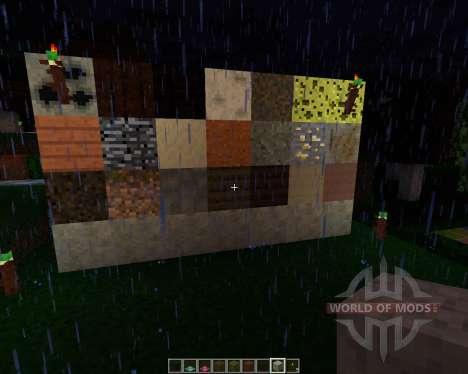 Shadowed [16x][1.7.2] para Minecraft
