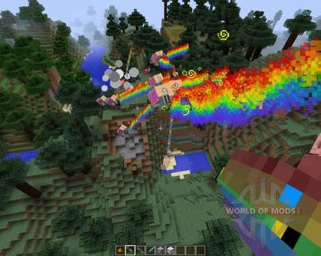 Trail Mix [1.7.2] para Minecraft