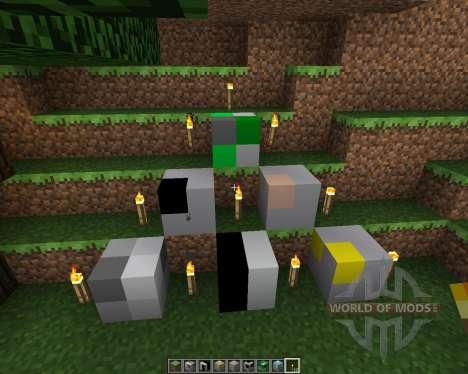 2x2 Craft [8x][1.7.2] para Minecraft