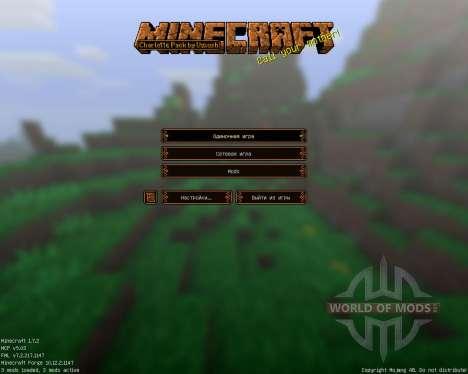 Charlotte [32x][1.7.2] para Minecraft