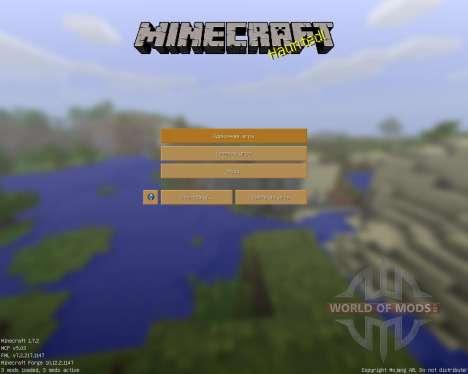 Gazer [16x][1.7.2] para Minecraft