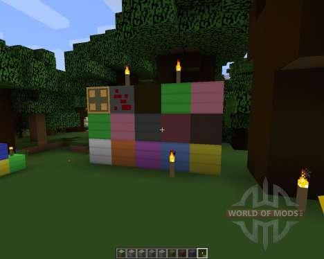 PrairiePack [16x][1.8.1] para Minecraft
