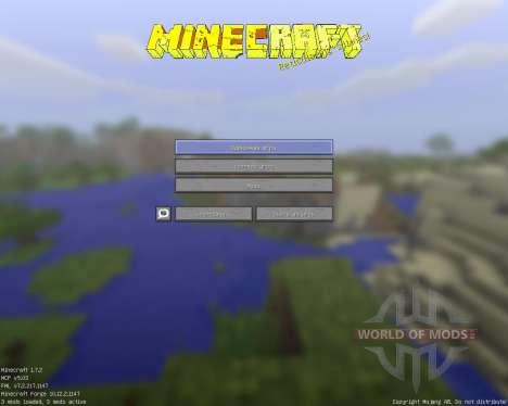 AddaxPack [64x][1.7.2] para Minecraft