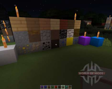 Potatos Simplistic [16x][1.7.2] para Minecraft