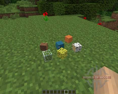 ItemPhysic [1.7.2] para Minecraft