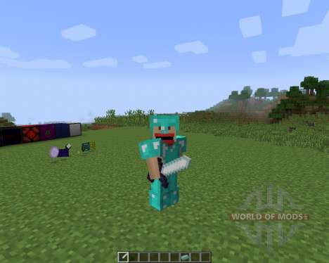 Random Things [1.7.2] para Minecraft