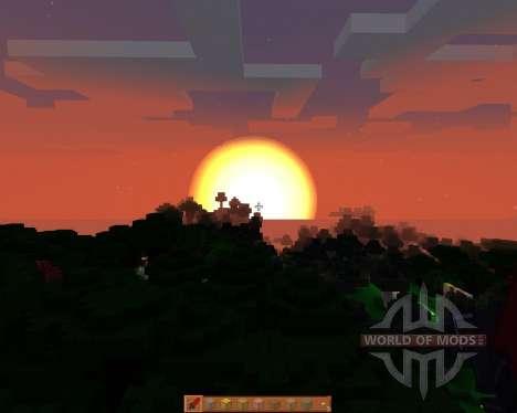 LIIEs resourcePack [64х][1.8.1] para Minecraft