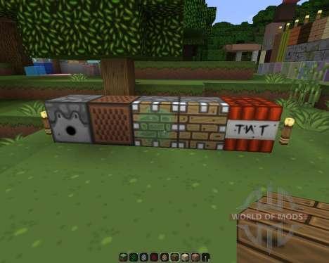 SixtyGig [64x][1.7.2] para Minecraft