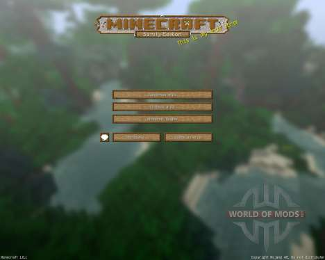 Alvorias Sanity [16x][1.8.1] para Minecraft