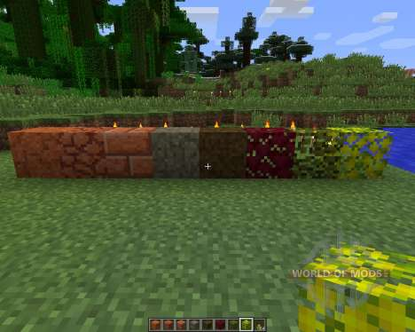 ExtrabiomesXL [1.6.2] para Minecraft