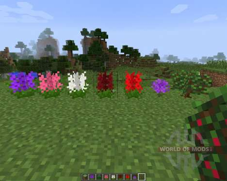 Plant Mega Pack [1.7.2] para Minecraft
