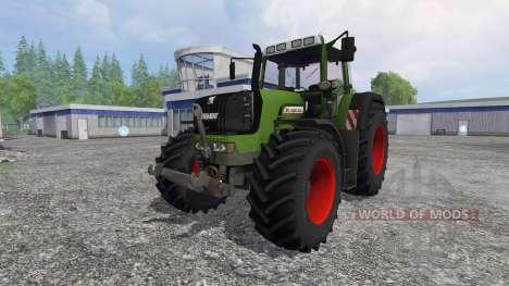 Fendt 930 Vario TMS v3.0 para Farming Simulator 2015
