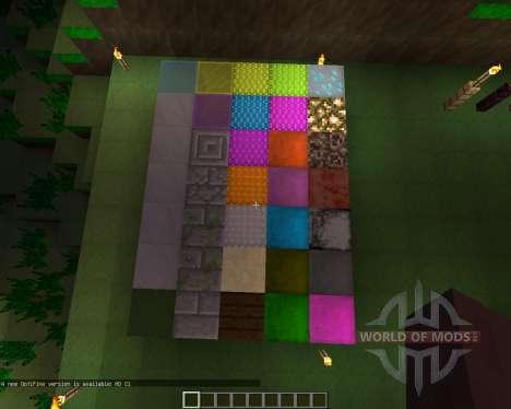 Hexacraft [128x][1.7.10] para Minecraft