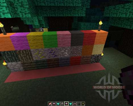 Aether Pack de Texturas [16х][1.8.1] para Minecraft