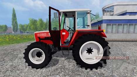 Steyr 8080A Turbo SK1 para Farming Simulator 2015