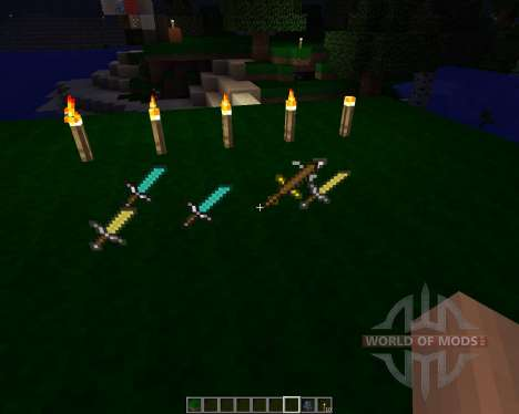 Pvp pack [16x][1.7.2] para Minecraft